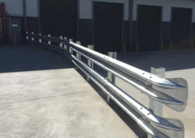 dock rail
